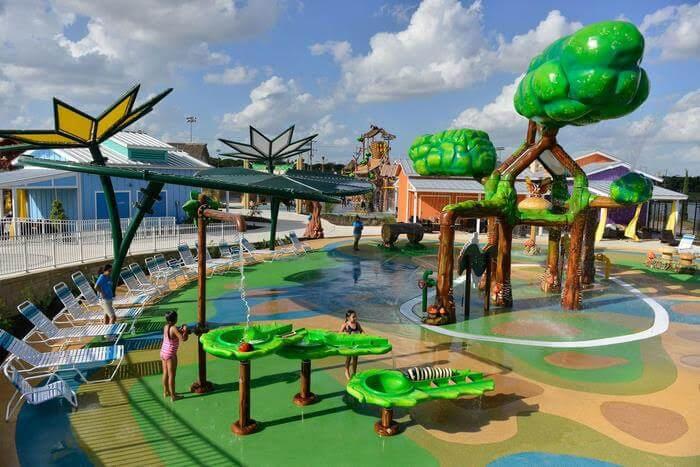 لأول مرة مدينة ألعاب مائية لذوي الأحتياجات الخاصة4