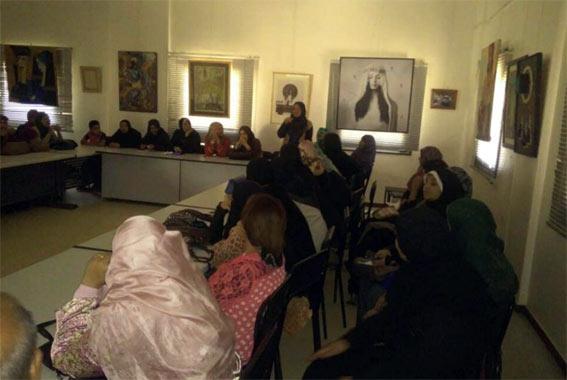 مديرية التضامن الاجتماعى تناقش العنف ضد المرأة