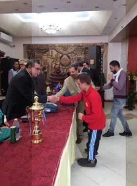 إحتفال محافظة الفيوم بالأبطال متحدي الإعاقة