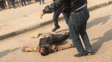 """هجوم إرهابي على كنيسة مارمينا بـ""""حلوان"""" وسقوط شهداء"""