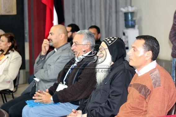 """""""إبراهيم الجوهري معلم الرحمة"""" بمؤتمر أصدقاء التراث العربي المسيحي الـ""""26"""""""
