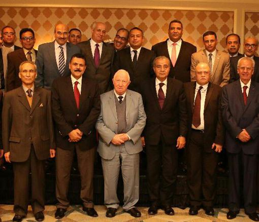 """ التموين تكرم """"سلامة"""" وتحتفل بتنصيب أبو اليزيد رئيسا لمجلس إدارة شركة السكر"""