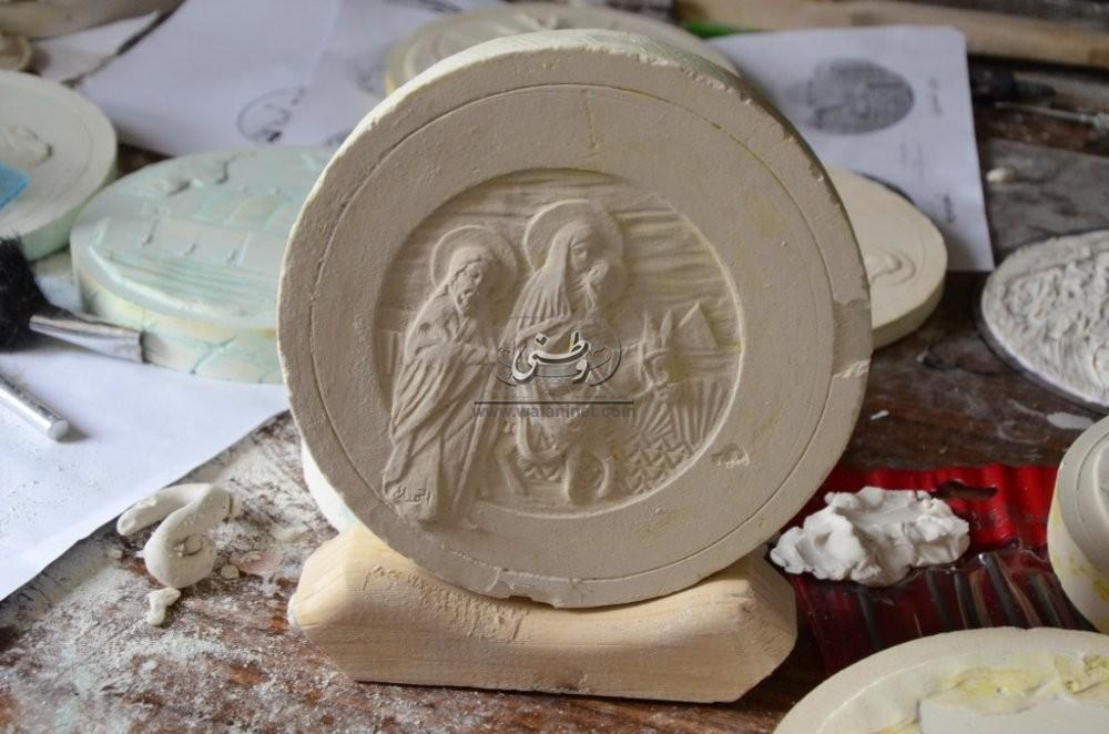 """""""سك العملة المصرية"""" تشارك في احياء مسار رحلة العائلة المقدسة"""