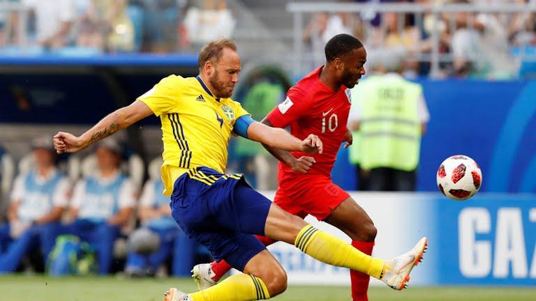 بهدفين نظيفين ..إنجلترا تصعد لنصف النهائي على حساب السويد