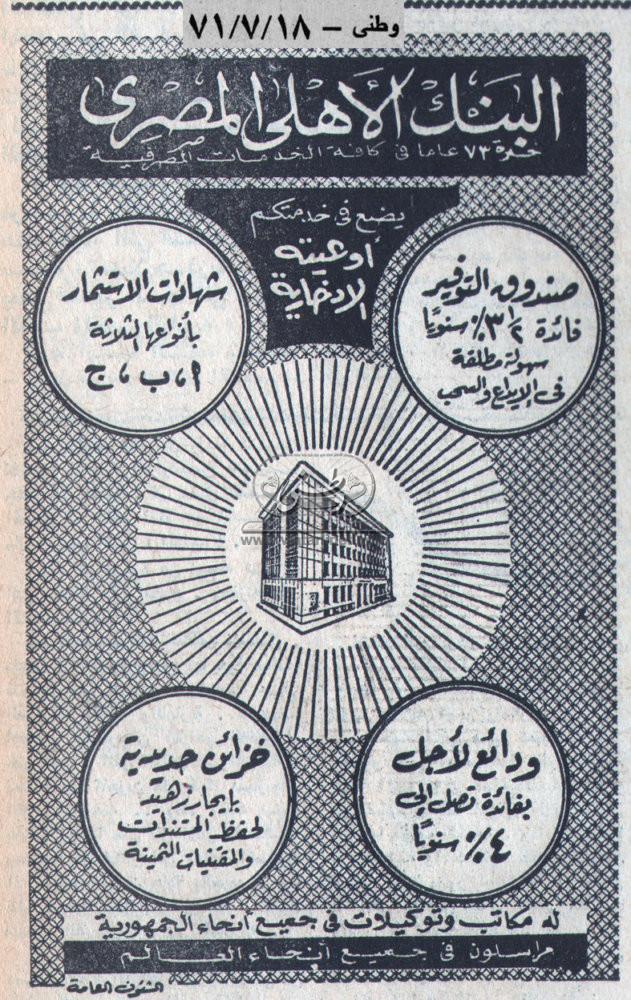 18 - 07 - 1976: 200 مليون دولار لدعم الاقتصاد المصري