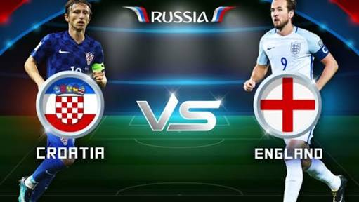 الليلة إنجلترا تواجه كرواتيا في نصف نهائي المونديال