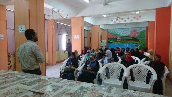 """""""البيئة"""" تنفذ دورات تدريبية لتأهيل الشبابية بأسوان وسوهاج وإستكمال مبادرة حراس النيل بقنا"""