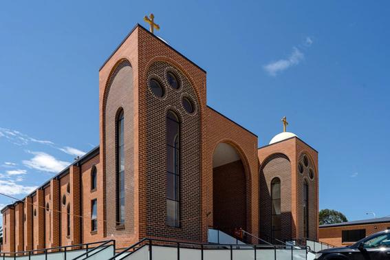 """افتتاح كنيسة """"مار مرقس"""" للأقباط الكاثوليك بأستراليا.. فبراير القادم"""