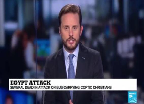 """""""نبوءة علي المدق"""" فيلم يكشف تفاصيل جديدة بالهجوم الإرهابي علي زوار """"الأنبا صموئيل"""""""