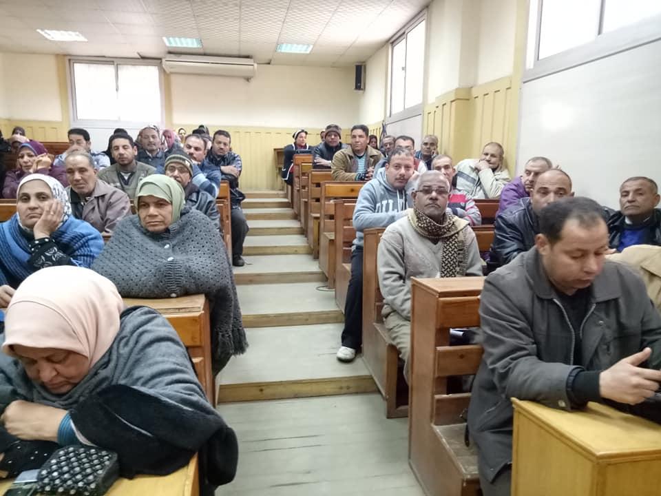 """النيل للإعلام بطنطا ينظم ندوه تثقيفية حول """"مصر والتحديات الراهنة"""""""
