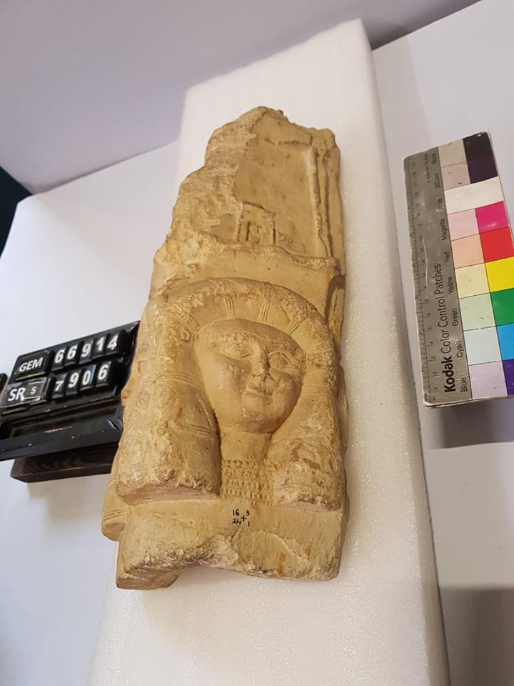 """""""المتحف المصري"""" الكبير يستقبل """"421""""  قطعة أثرية"""