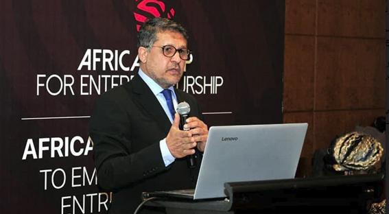 """مارس.. إطلاق واحدة من أكبر جوائز دعم رواد الأعمال الأفارقة خلال قمة """"فينجر برينت"""" بالقاهرة"""
