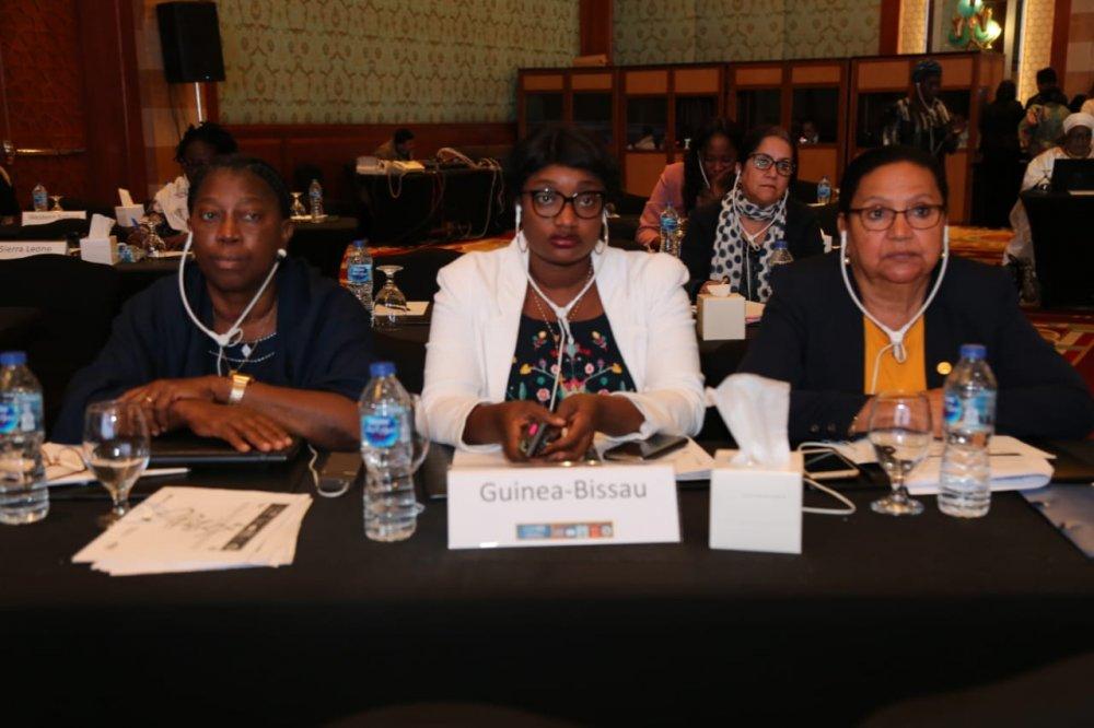 """بالصور .. """"القومي للمرأة"""" يبدأ فعاليات الاجتماع التشاوري الوزاري الأفريقي للجنة وضع المرأة"""