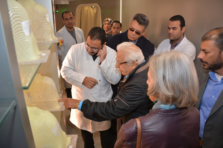 الدكتور أحمد عكاشة : فخور أن مصر بها مستشفي شفاء الأورمان لعلاج الأورام