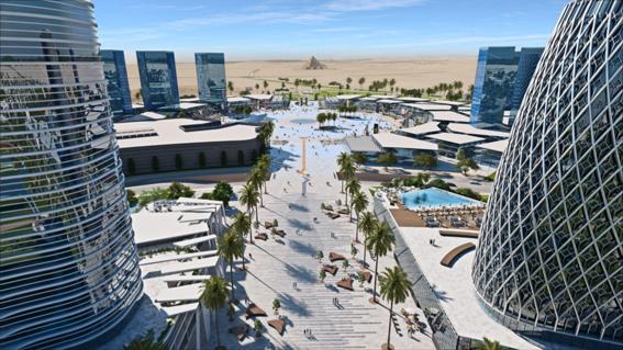 """""""مدينة الشمس""""....""""عاصمة مصر السياحية"""" تجمع بين الأصالة والمعاصرة"""