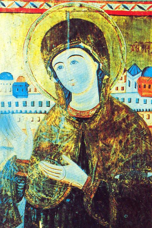 التذكار الشهري لوالدة الإله القديسة مريم العذراء