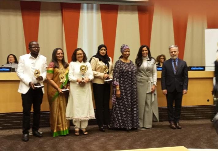 """""""مرسي"""" تشارك بالجلسة الافتتاحية للدورة ٦٣ للجنة وضع المرأة بالامم المتحدة"""