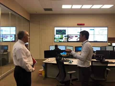 وزير الري يزور أول محطة تحلية في سنغافورة تستخدم تكنولوجيا المعالجة المسبقة المتقدمة