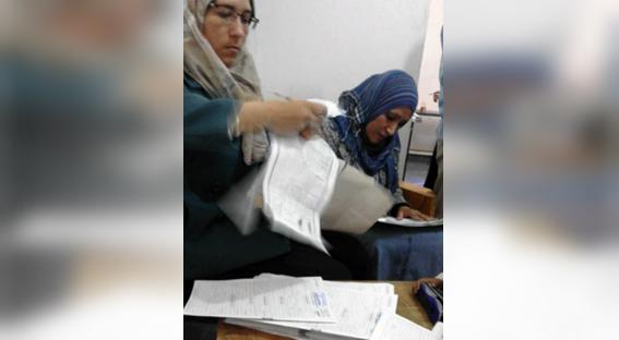 إستخراج 1200 بطاقة رقم قومى لسيدات مطروح خلال 4 أشهر وبدعم 30 ألف جنيه من المحافظة