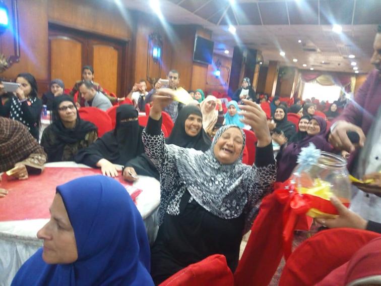 حزب الحرية المصري ينظم حفل لتكريم الأم المثالية ومتحدي الإعاقة بالفيوم