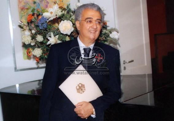 وطني تحاور رجل الأعمال والصناعة د.مهندس نادر رياض