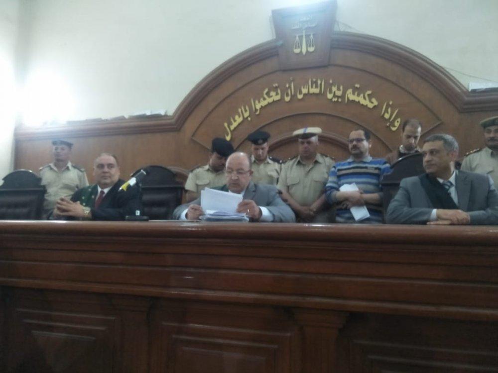 """تعرف.. """" جنايات دمنهور """" تصدر حكمها في مقتل رئيس دير الأنبا مقار"""