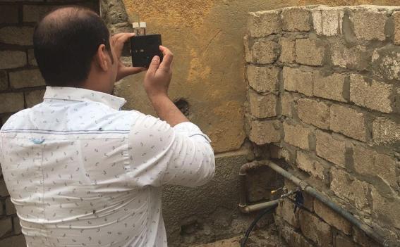 """بالصور.. """"مياه الشرب"""" بالأقصر تبدأ أعمال غسيل شبكات الحبيل"""