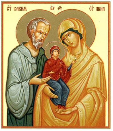 ميلاد القديسة مريم العذراء تمهيدا للتجسد الإلهي