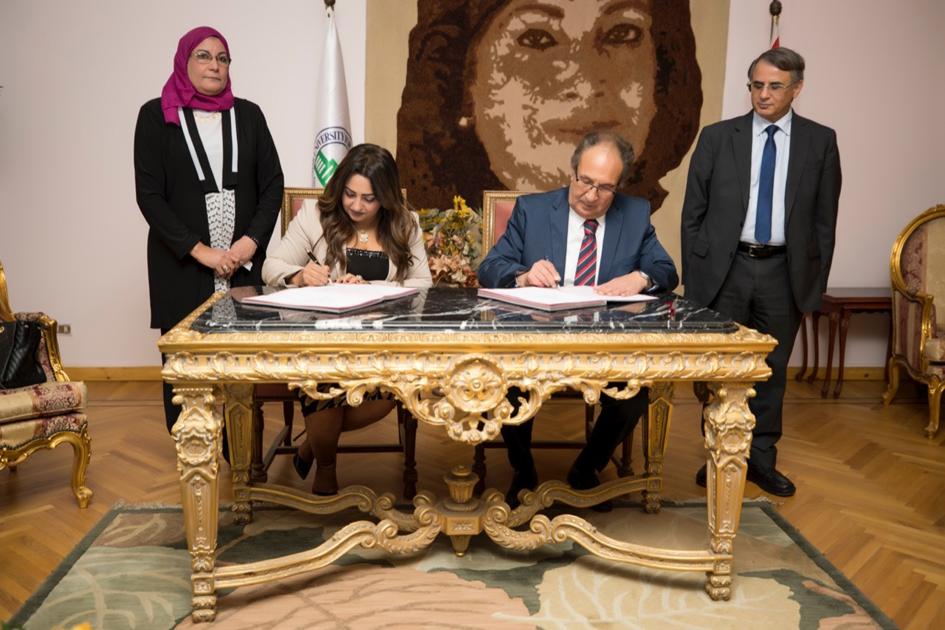 بوابة مصر للعالم تطلق مبادرة لتدريب وتشغيل مليون شاب وفتاة على آليات التسويق الرقمي