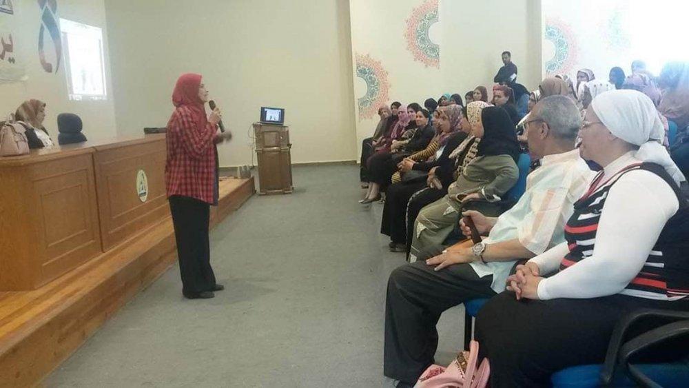 القومي للمرأة بالمنيا ينظم دورة تدريبية لتمكين الرائدات الريفيات والمتطوعات