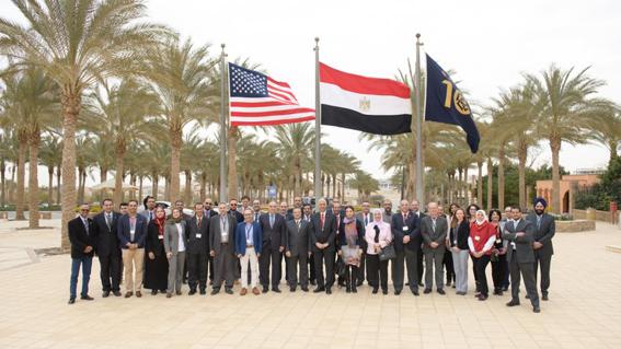 الجامعة الأمريكية بالقاهرة تنشئ مركز التميز في مجال علوم المياه