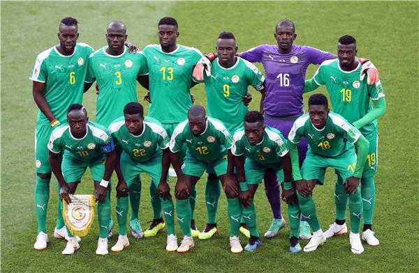 تشكيل منتخبا السنغال والجزائر في مباراة الليلة