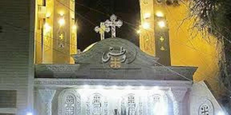 نهضة روحية بكنيسة السيدة العذراء مريم ومارمينا بالمستشفي القبطي بالإسكندرية