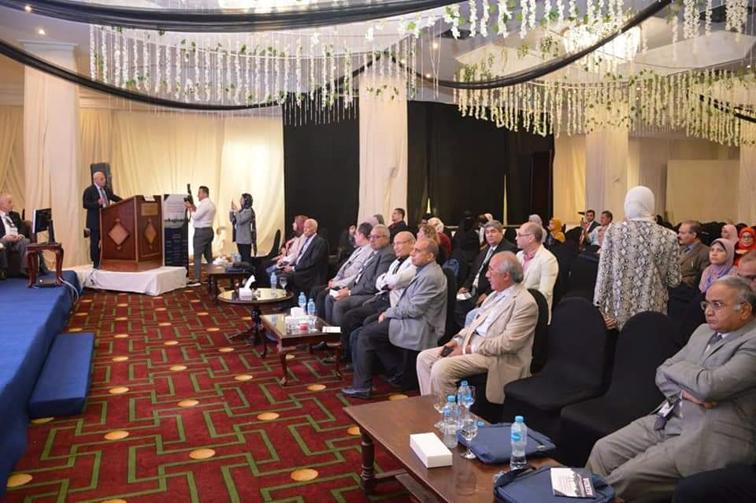 نرصد فعاليات المؤتمر الرابع لامراض الصدر والحساسيه تحت رعاية محافظ بورسعيد
