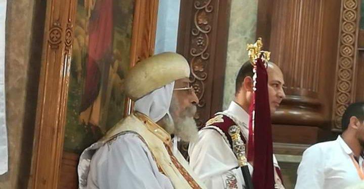 اليوم..الذكرى الثانية والعشرون لسيامة البابا تواضروس أسقفًا