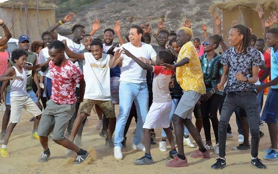 """بالفيديو.. """"متجمعين"""" الأغنية الرسمية للبطولة الإفريقية"""