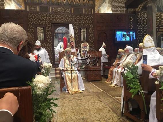 البابا تواضروس الكنيسة القبطية تنفرد بتأسيسها على ثلاث أعمدة
