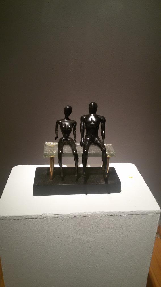 30 عمل فني في معرض الفنان عادل بدر