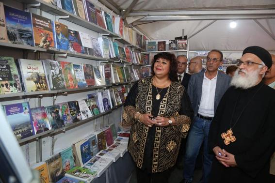 وزير الثقافة: إرسال مكتبة تضم جميع إصدارات وزارة الثقافة كهدية للكاتدرائية بالإسكندرية