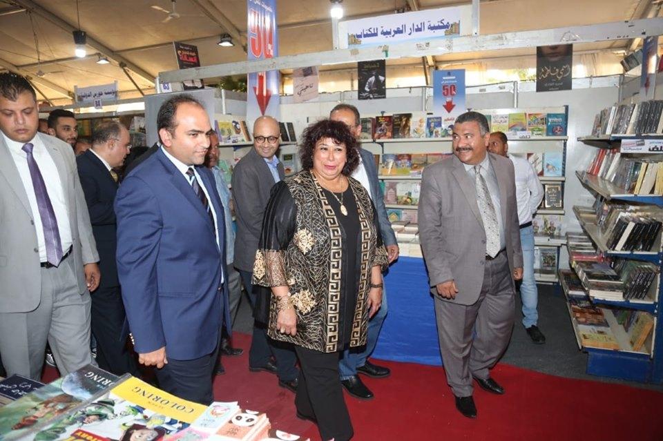 """""""عبد الدايم"""": الثقافة مستمرة في نشر رايات التنوير بمحافظات مصر"""