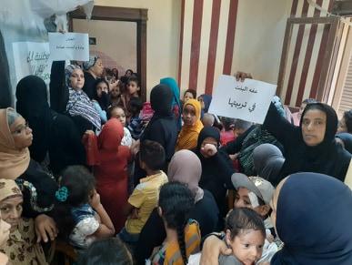 """حملة """" أحميها من الختان"""" تجوب قري الإسكندرية"""