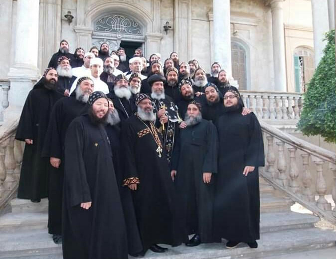 """""""الدير المحرق"""" يقيم التذكار السنوي الثاني لنياحة مثلث الرحمات الأنبا ساويرس.. غداً"""