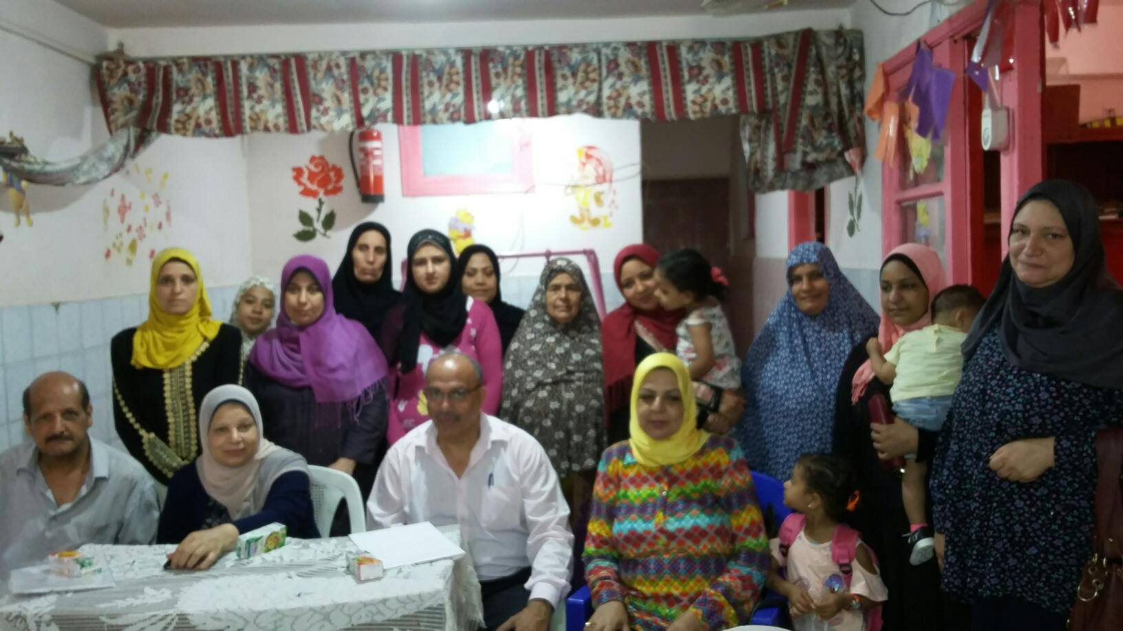 """""""صحة المرأة"""" ندوة في إطار المبادرة الرئاسية بغرب الاسكندرية"""