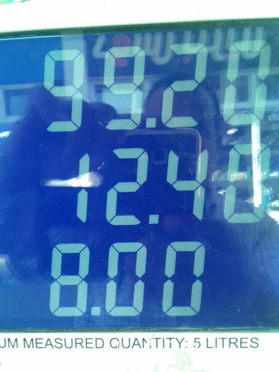 بالصور..تموين الأقصر في جولة للمرور على محطات تموين السيارات لمتابعة سير العمل