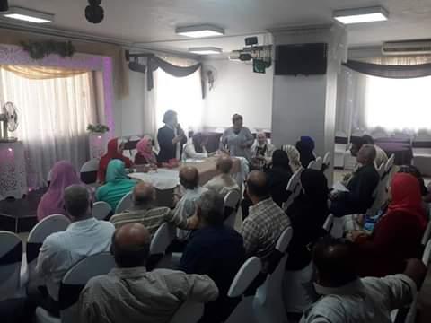 الري تنظم ندوة توعية مائية لرؤساء الجمعيات الأهلية