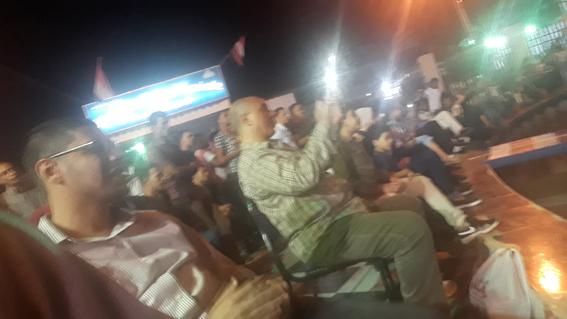 فرقة الموسيقي العربية بثقافة كفرالسيخ تمتع الجماهير في ثاني أيام العيد