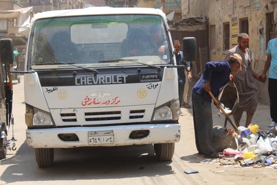 نقل  3 ألاف طن قمامة إلى مصانع التدوير خلال أول أيام عيد الأضحى المبارك
