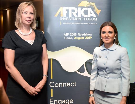 """""""الاستثمار"""" تطلق المنتدى الثاني للاستثمار فى أفريقيا بتنظيم مشترك"""