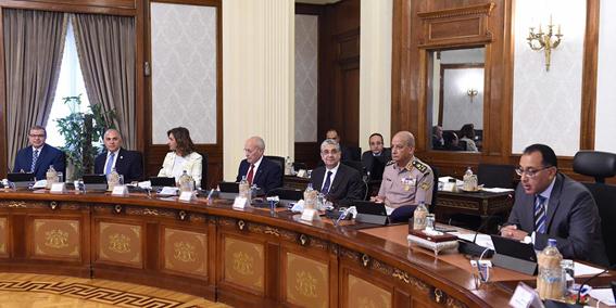 """""""مدبولي"""": مصر تتصدر القارة الإفريقية في تقرير """"ديلويت"""" من حيث عدد وقيمة المشروعات الإنشائية"""
