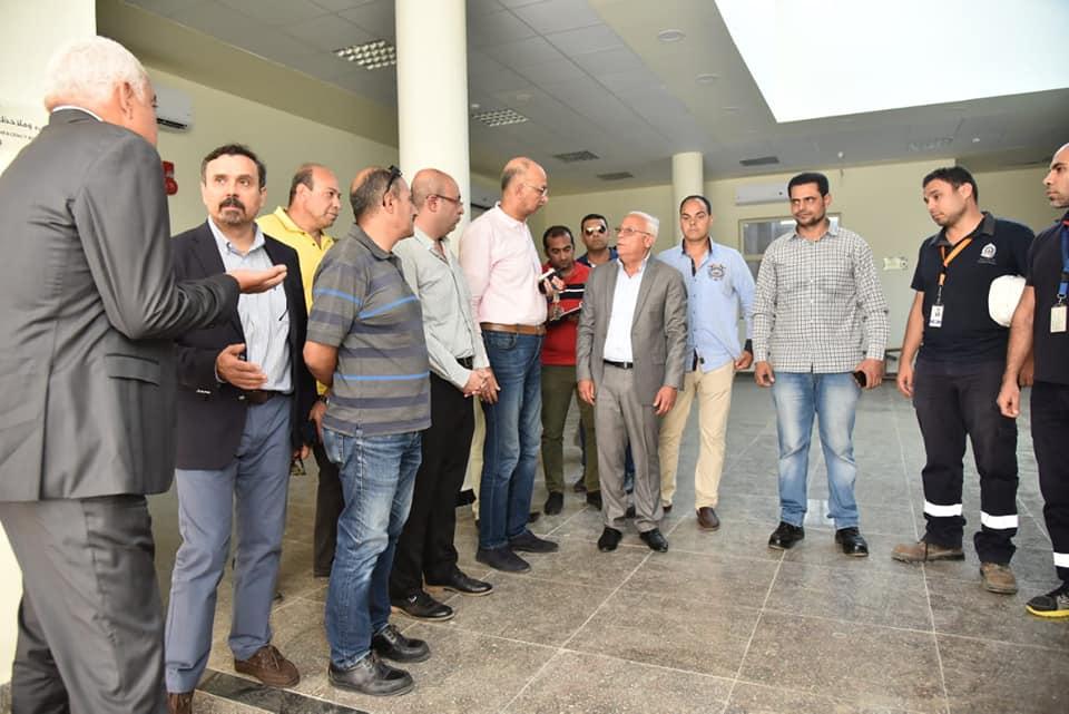 انضمام أحدث وحدة صحية لمنظومة التأمين الصحي الشامل بالحي الإماراتي